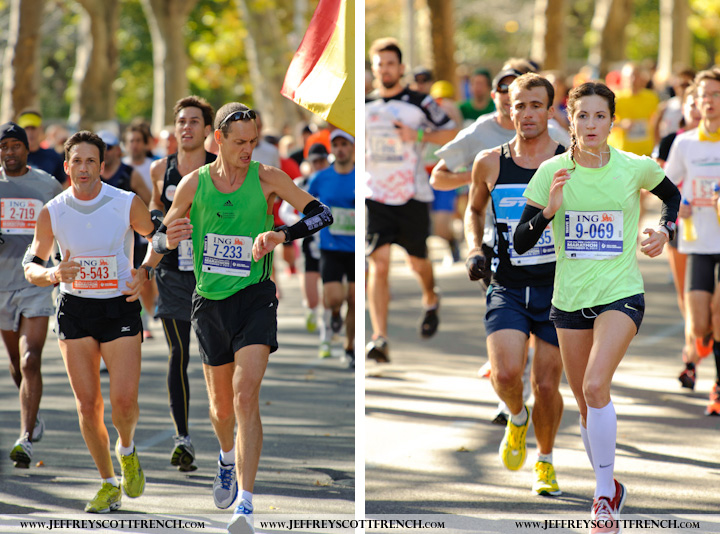NYC Marathon 11.06.11 - New York City ING Marathon November 6th 2011